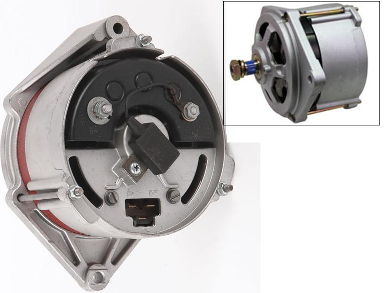 55 Amp Alternator T2 17 20 021903023F