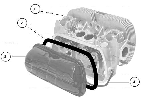 Cylinder heads, engine block | VW Beetle servicing Olomouc